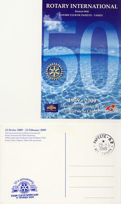 Rotary-club de Papeete